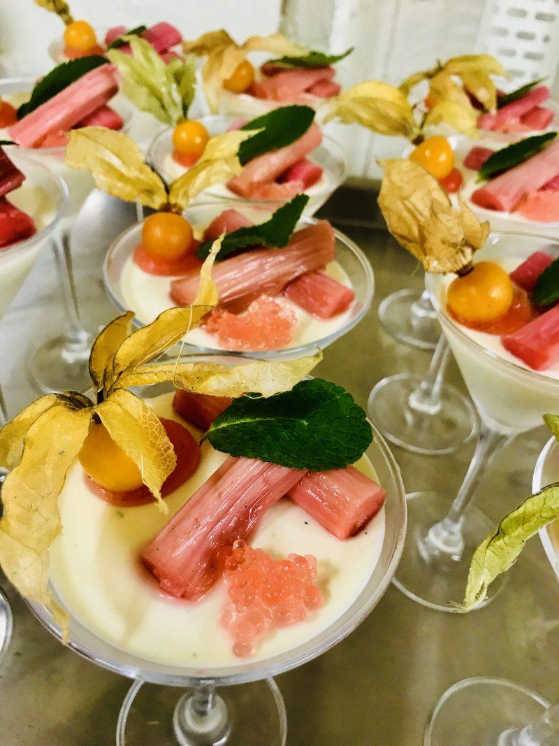 Lets Talk Canapes Wedding Caterers Posh Nosh Ireland